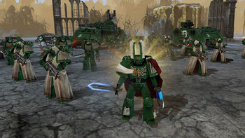Screenshot5 - Warhammer 40,000: Dawn of War II - Grand Master Collection