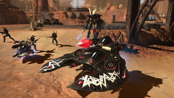 Screenshot9 - Warhammer 40,000: Dawn of War II - Grand Master Collection