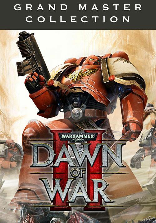 Warhammer 40,000: Dawn of War II - Master Collection - Cover / Packshot