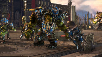 Screenshot1 - Warhammer 40,000: Dawn of War II - Master Collection