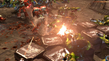 Screenshot3 - Warhammer 40,000: Dawn of War II - Master Collection