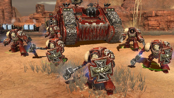 Screenshot9 - Warhammer 40,000: Dawn of War II - Master Collection
