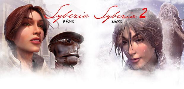 Syberia Pack - Cover / Packshot