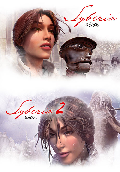 Syberia Pack - Cover / Packshot