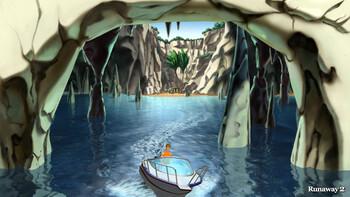 Screenshot1 - Runaway 2: The Dream of the Turtle