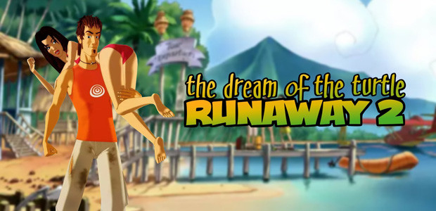 Runaway 2: The Dream of the Turtle - Cover / Packshot