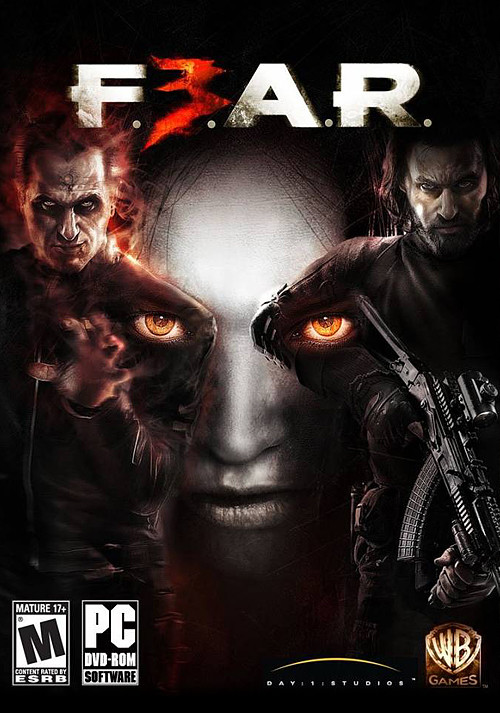 F.E.A.R. 3 - Cover / Packshot