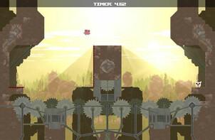 Screenshot3 - Super Meat Boy