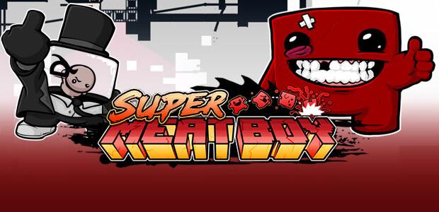 Super Meat Boy - Cover / Packshot