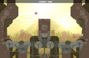 Screenshot3 - Super Meat Boy