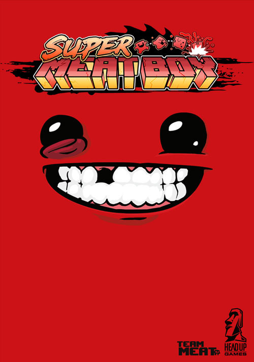 Super Meat Boy - Cover / Packshot