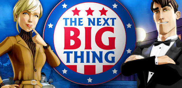 The Next Big Thing - Cover / Packshot