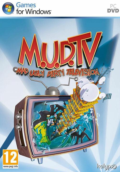 MUD TV - Cover / Packshot