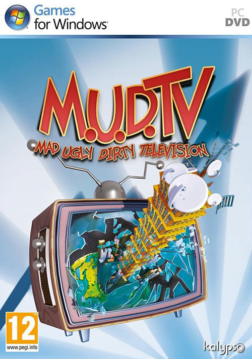 MUD TV - Cover / Packshot