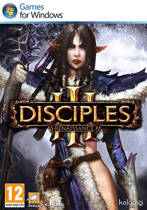 Disciples III Renaissance - Cover