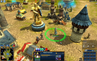 Screenshot1 - Majesty 2