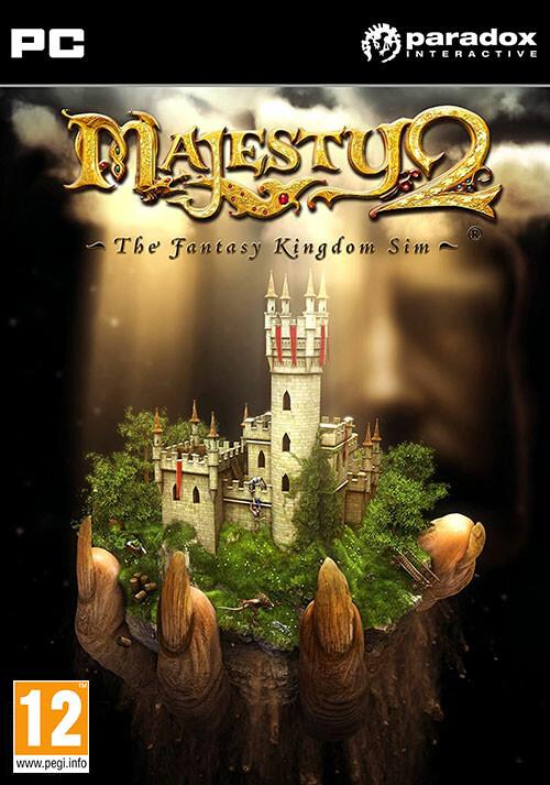 Majesty 2 - Cover / Packshot