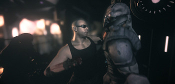 Screenshot5 - Chronicles of Riddick 2: Dark Athena