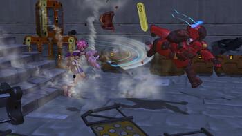 Screenshot1 - Blade Kitten