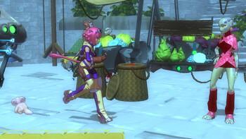 Screenshot3 - Blade Kitten