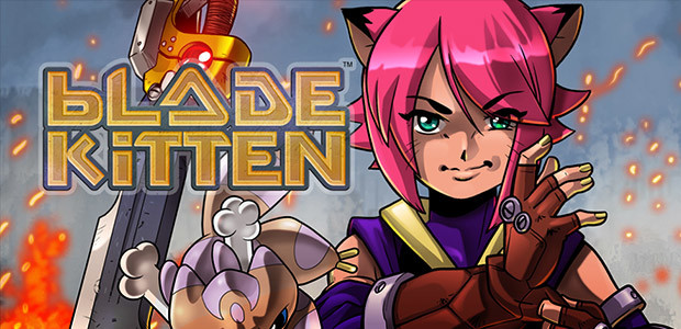 Blade Kitten - Cover / Packshot