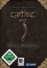 Gothic 3 - Gold Edition - Cover