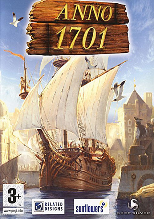 Anno 1701 - Cover / Packshot