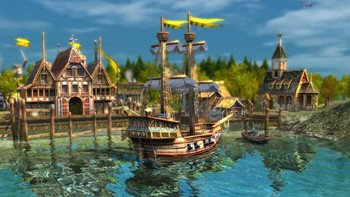Screenshot4 - Anno 1701: Königsedition