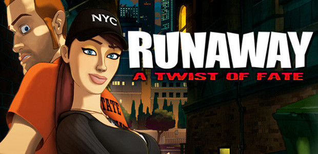 Runaway 3: A twist of Fate (GOG) - Cover / Packshot