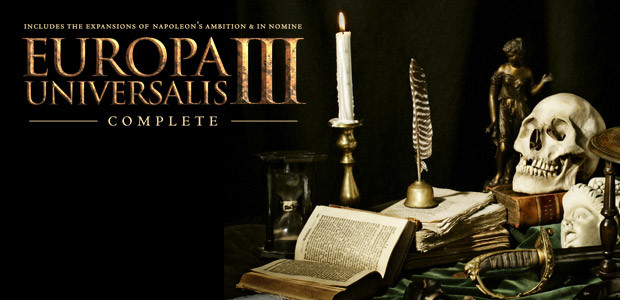 Europa Universalis III Complete - Cover / Packshot