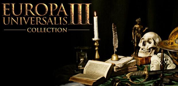 Europa Universalis III Collection - Cover / Packshot