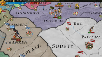 Screenshot1 - Europa Universalis III Collection