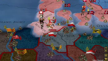 Screenshot2 - Europa Universalis III Collection
