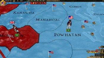 Screenshot3 - Europa Universalis III Collection