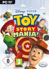 Toy Story Mania! - Cover