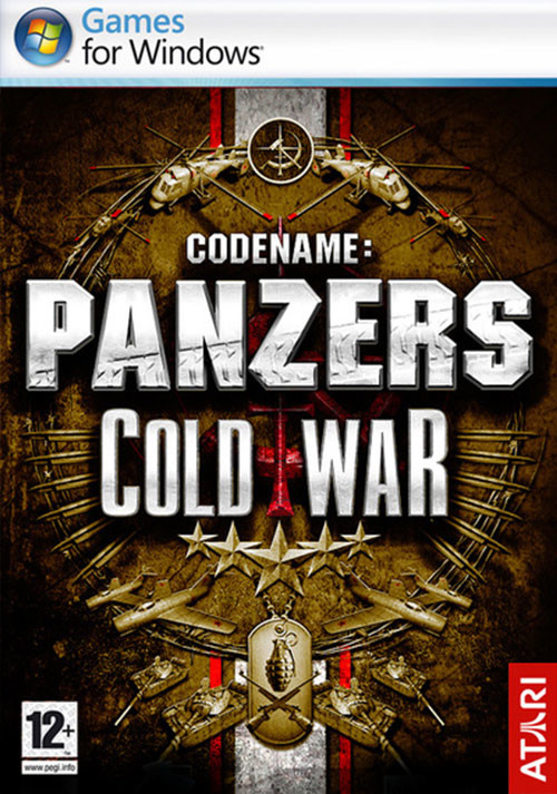 Codename: Panzers - Cold War - Cover