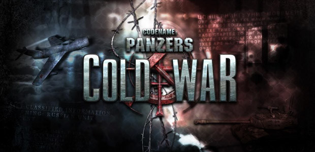 Codename: Panzers - Cold War - Cover / Packshot