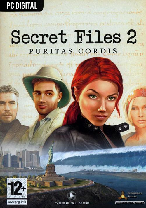 Geheimakte 2: Puritas Cordis - Cover