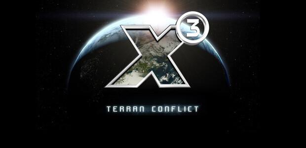 X3 Terran Conflict - Cover / Packshot