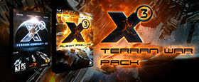 X3 Terran War Pack