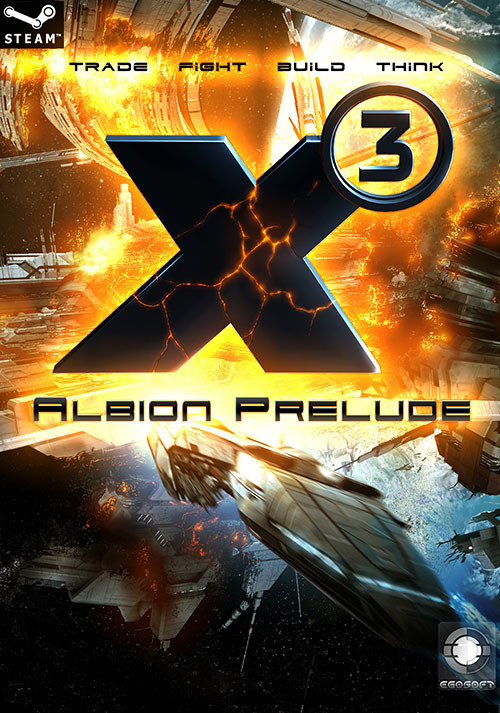 X3: Albion Prelude - Cover / Packshot