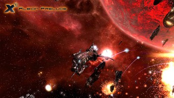Screenshot1 - X3: Albion Prelude