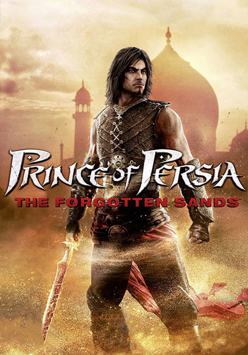 Prince of Persia: Die vergessene Zeit - Cover / Packshot