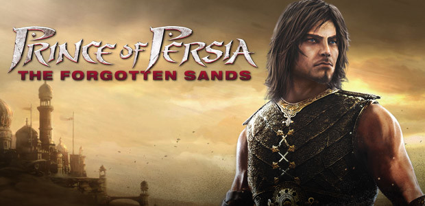 Prince of Persia - The Forgotten Sands - Cover / Packshot
