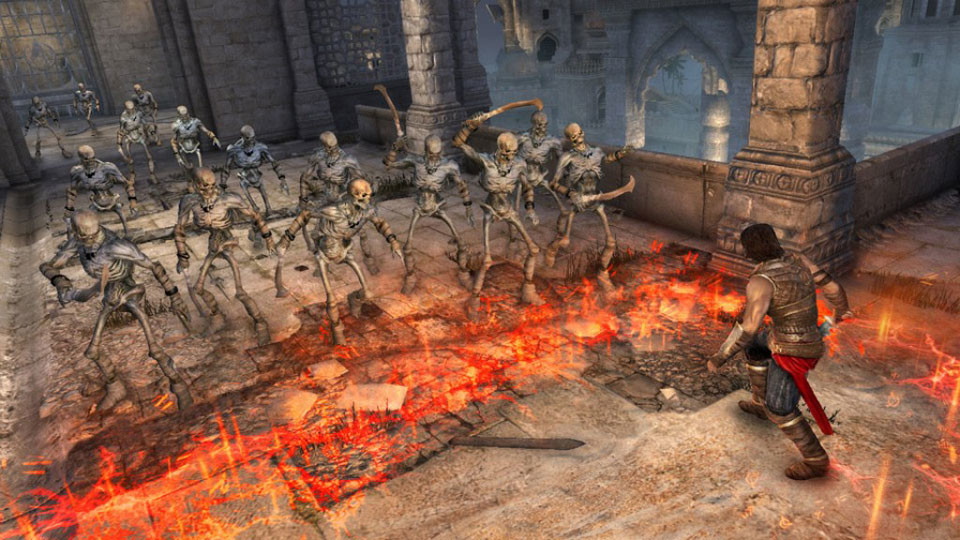 Prince of Persia - The Forgotten Sands [Uplay Ubisoft Connect] for PC - Buy  now