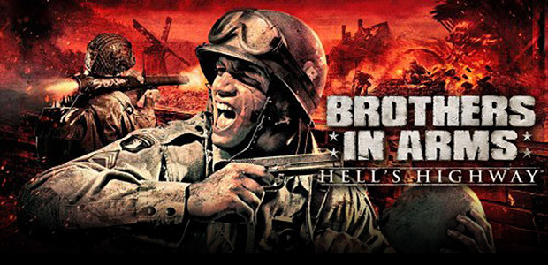 Brothers in Arms: Hell's Highway - Cover / Packshot
