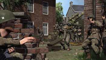 Screenshot1 - Brothers in Arms: Hell's Highway