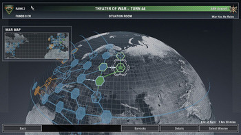 Screenshot1 - Tom Clancy's EndWar