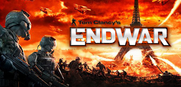 Tom Clancy's EndWar - Cover / Packshot