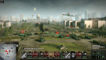 Screenshot4 - Tom Clancy's EndWar